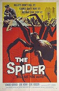 1958 film by Bert I. Gordon
