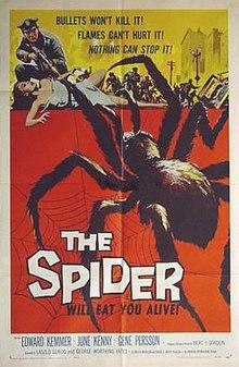 Earth vs. the Spider - Wikipedia