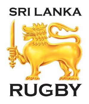 Sri Lanka Rugby Football Union - Image: Srilanka rugby