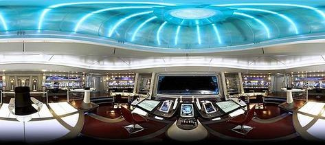Star Trek (film) bridge panorama