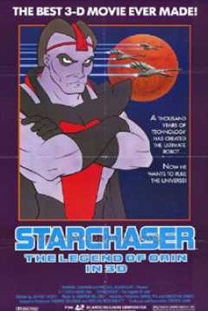 Starchaser: The Legend of Orin - Theatrical poster