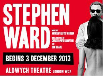 Stephen Ward (musical) - Image: Stephen Ward Musical