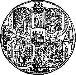 Metropolitan Borough of Stepney - Seal adopted in 1900