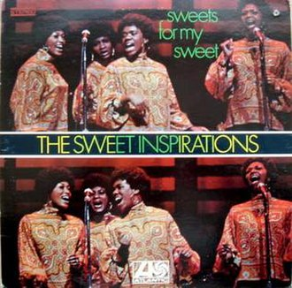 Sweets for My Sweet (album) - Image: Sweets for My Sweet album cover