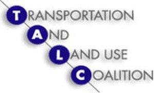 Transportation and Land Use Coalition - The Transportation and Land Use Coalition logo.