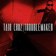 Taio Cruz — Troublemaker (studio acapella)