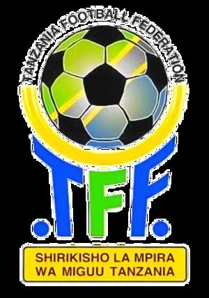 Tanzania national football team - Image: Tanzania FF (logo)