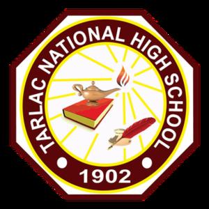 Tarlac National High School - Image: Tarlac National High School Logo