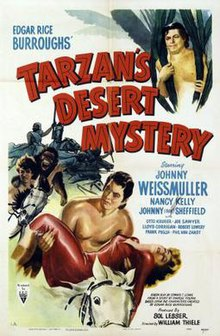 Tarzan's Desert Mystery (movie poster).jpg