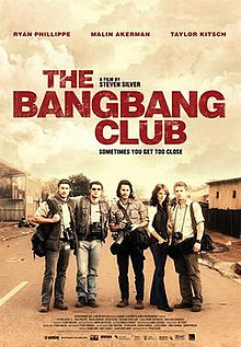Image result for the bang bang club movie