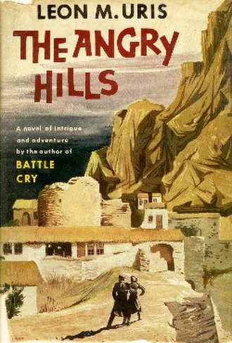 The Angry Hills - First edition