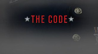 The Code (2019 TV series) - Image: The Code Logo