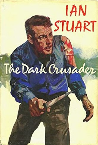 The Dark Crusader - First edition cover (UK)