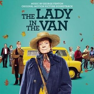 The Lady in the Van (soundtrack) - Image: The Ladyinthe Van.Soundtrack Cover