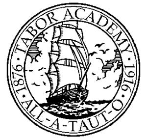 Tabor Academy (Massachusetts) - Seal of Tabor Academy