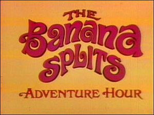 The Banana Splits - original title card