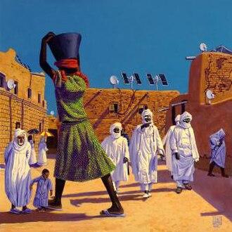 The Bedlam in Goliath - Image: The Bedlam in Goliath (The Mars Volta album cover art)