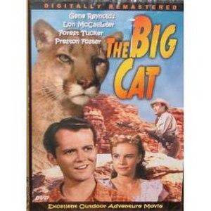 The Big Cat (film) - DVD cover