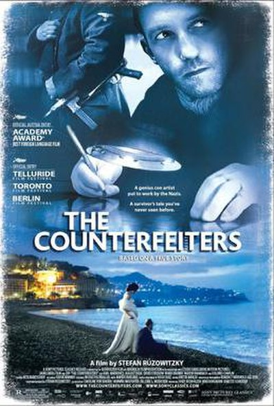 Picture of a movie: The Counterfeiters
