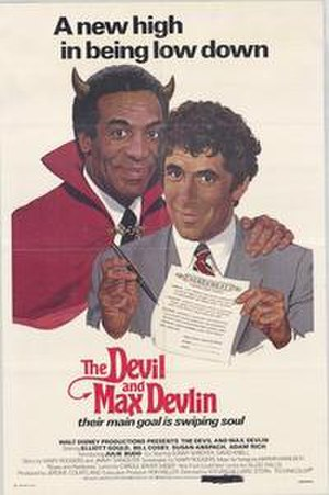 The Devil and Max Devlin - Image: The Devil and Max Devlin