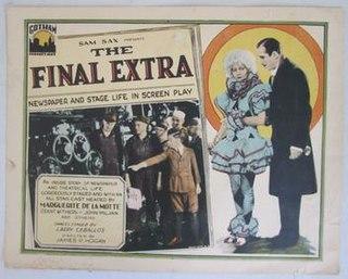 <i>The Final Extra</i> 1927 film
