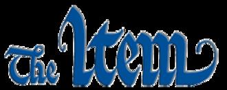 The Item - Image: The Item Logo