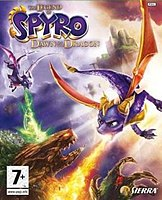 Picture of a game: The Legend Of Spyro: Dawn Of The Dragon