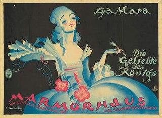 <i>The Mistress of the King</i> 1922 film