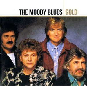 Gold (The Moody Blues album) - Image: The Moody Blues Gold