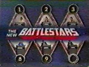Battlestars (game show) - Logo for The New Battlestars (1983)