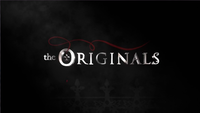 Picture of a TV show: The Originals
