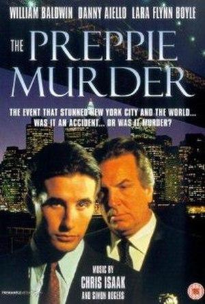 The Preppie Murder - UK DVD cover