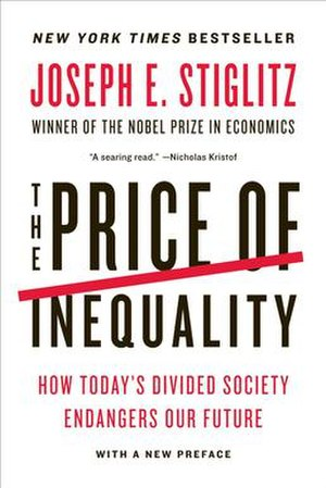 The Price of Inequality - Image: The Price of Inequality