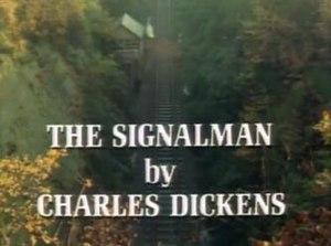 The Signalman (film) - Image: The Signalman titlescreen