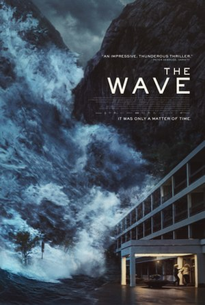 The Wave (2015 film) - Theatrical release poster