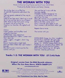 The Woman with You single by Kenny Chesney