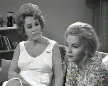 Thelma Scott as Claire and Abigail as Bev in Number 96