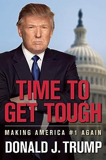 Nonfiction book by Donald Trump