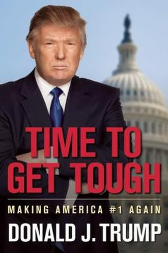 Time to Get Tough - First edition cover