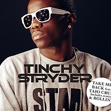 Tinchy stryder take me back ft. Taio cruz music weekly news.