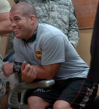Tito Ortiz - Ortiz in June 2008