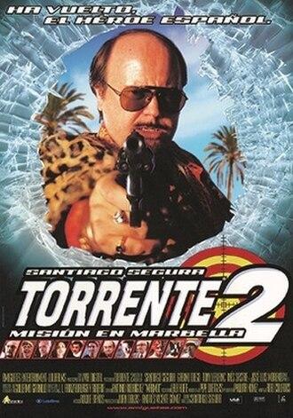 Torrente 2: Misión en Marbella - Image: Torrente 2 Misión en Marbella