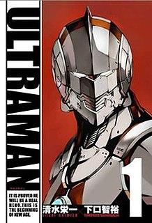 <i>Ultraman</i> (manga)