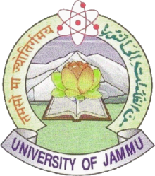 University of Jammu logo.png