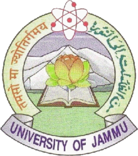 University of Jammu The University of Jammu was established in 1969 by an Act of the State Legislature which effectively split the Jammu and Kashmir University into the separate Universities of Jammu and Kashmir.