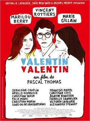 Valentin Valentin - Film poster