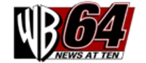 WSTR-TV - WSTR's logo from 2004 to 2006, while WB 64 News at 10 was on-air