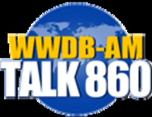 WWDB - Image: WWDB Talk 860 logo