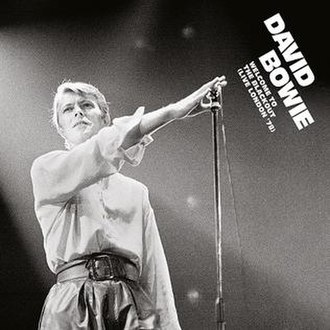 Welcome to the Blackout (Live London '78) - Image: Welcome To The Blackout (cover)