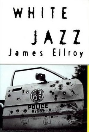 White Jazz - First edition cover